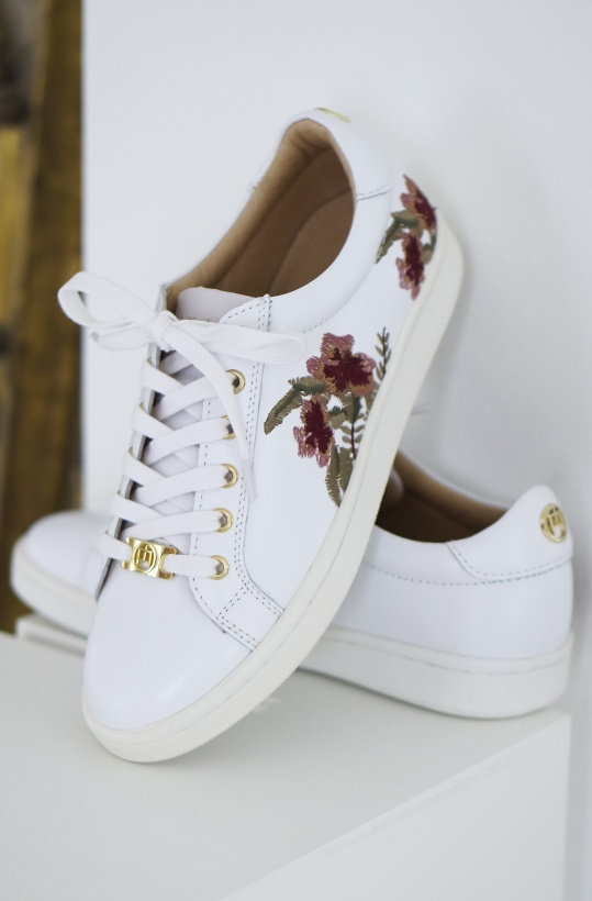 PHILIP HOG - Flower Sneaker