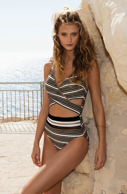 GOTTEX - Regatta Wrap Swimsuit