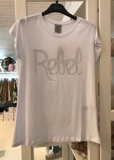 RINASCIMENTO - Rebel T-shirt Glitter