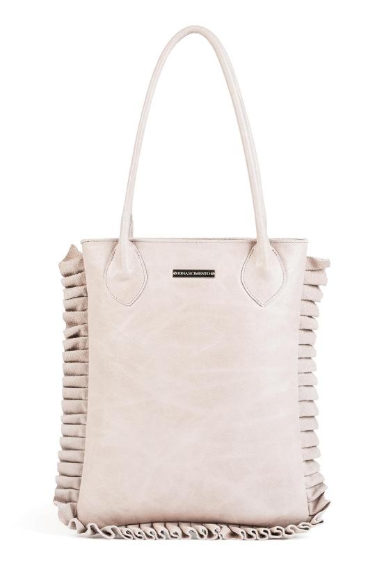 RINASCIMENTO - Frill Bag Pink