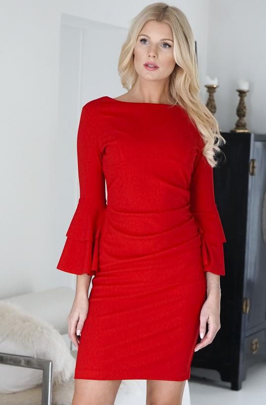 Rinascimento - Red Dress Frill December