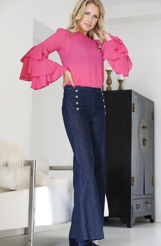 RINASCIMENTO - Jeans med Knappar
