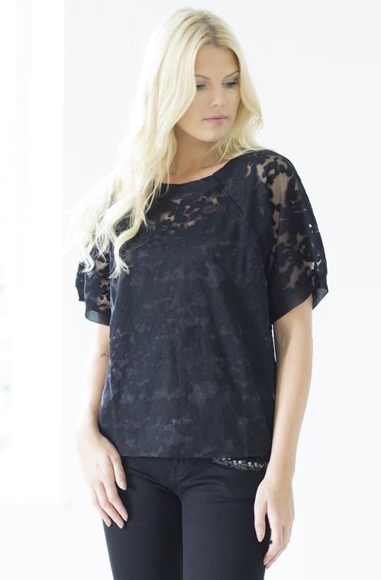 ROSEMUNDE - Beautiful Lace Top