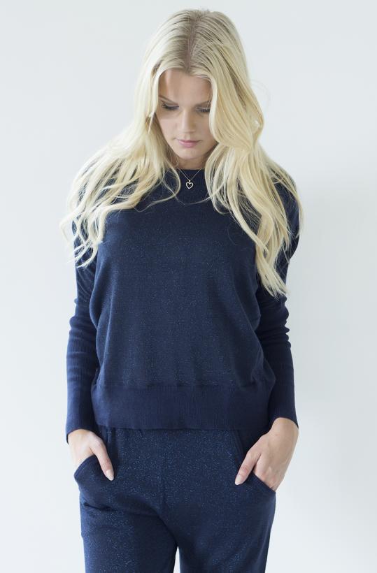 ROSEMUNDE - Shimmer Sweater