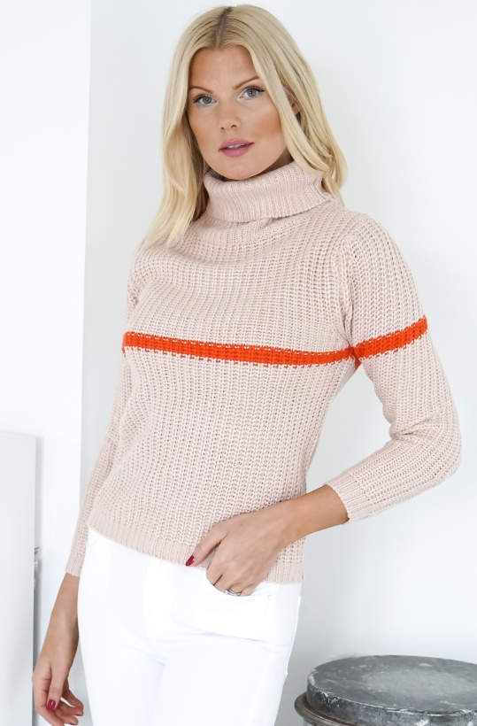 RUT & CIRCLE - Tinelle Stripe Knit
