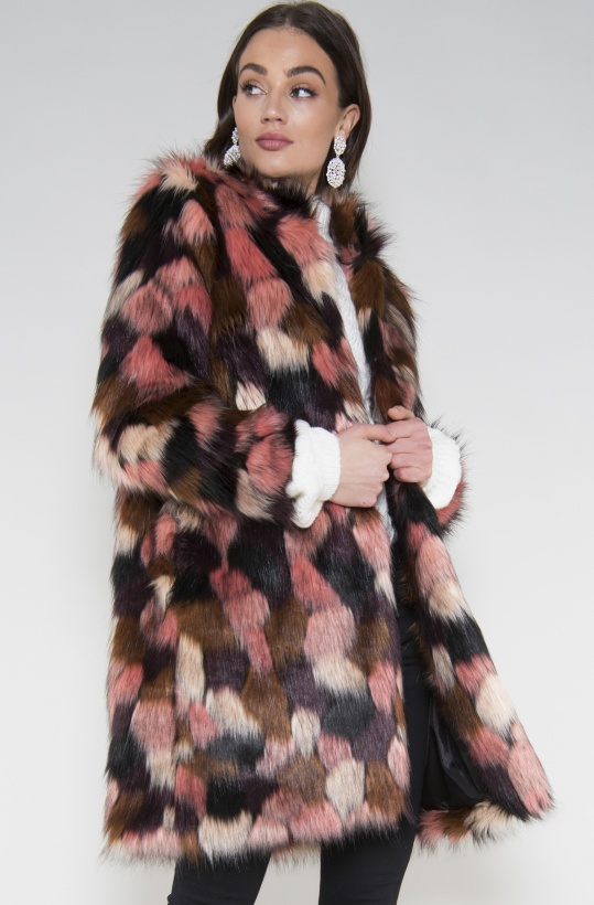 RUT & CIRCLE- Tekla Fake Fur