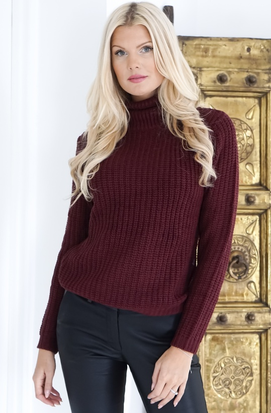 RUT & CIRCLE - Tinelle Rollneck