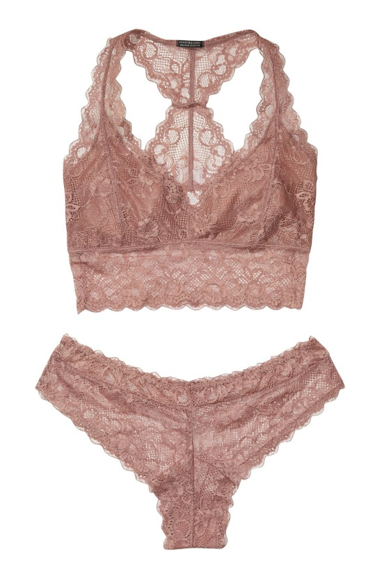SCOTCH & SODA - Lace underwear Set Top & Briefs