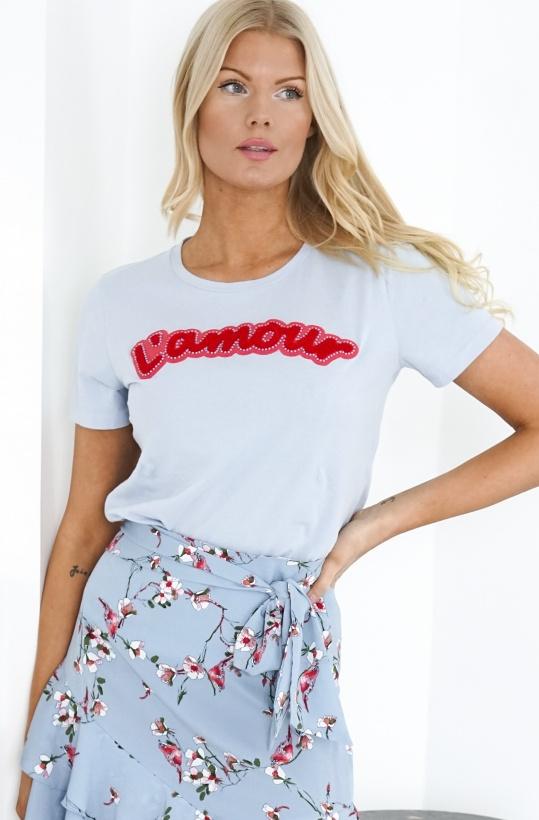 SOFIE SHCNOOE - Lamour Tshirt