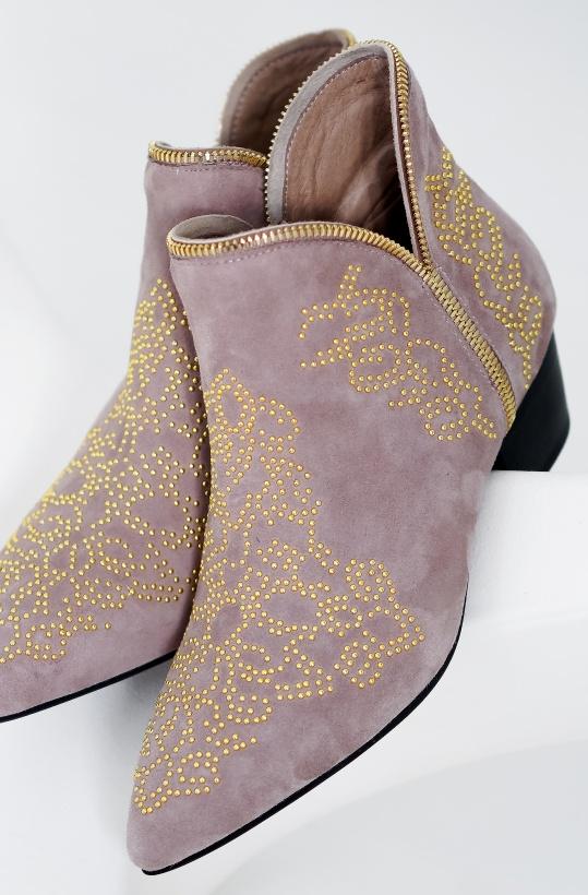 SOFIE SCHNOOR - Boot  med nitar