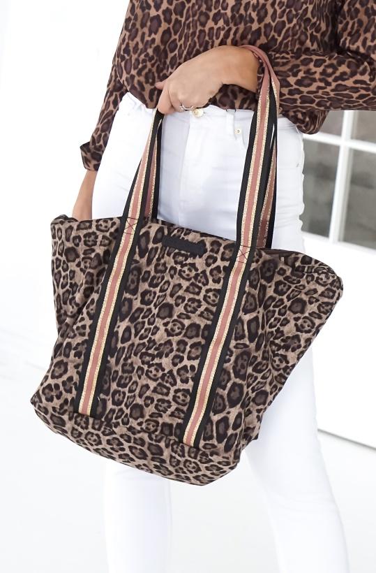 SOFIE SCHNOOR - Leo Shopper Bag