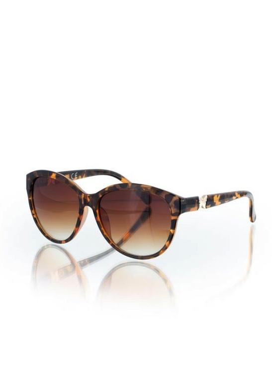 GYNNING DESIGN - Solglasögon Butterfly Brown Leo