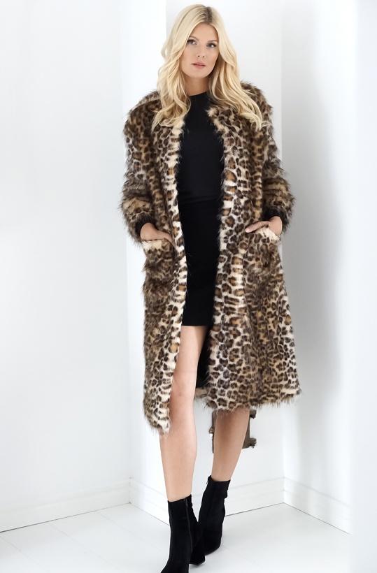STAND - Adora Leo Coat