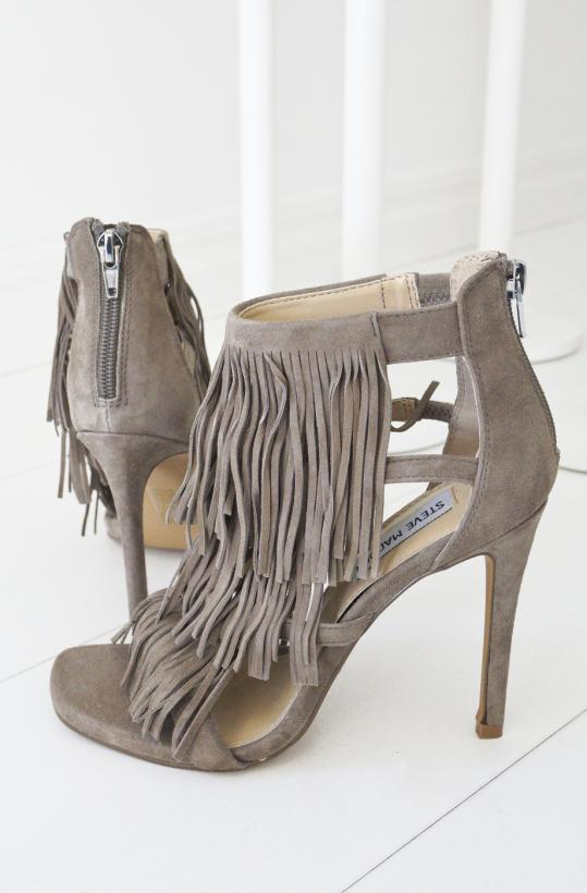 Steve Madden - Fringes High