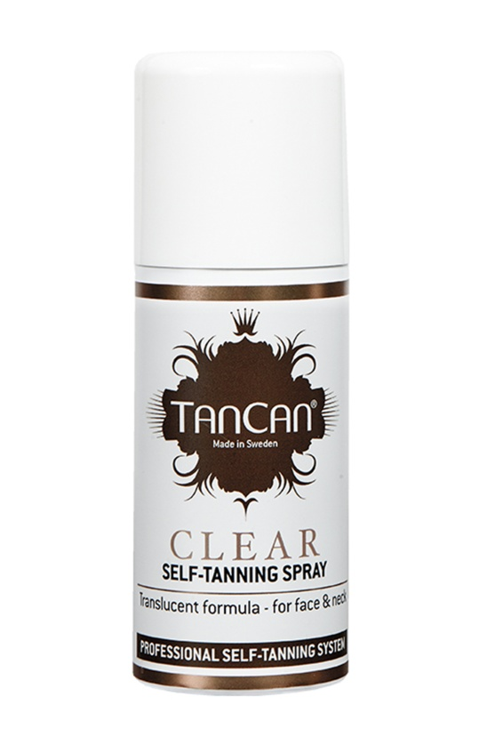 Tan Can Clear