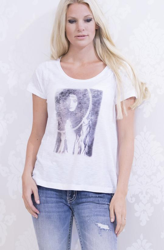 MONROW - Tove Frank Ellen T-shirt