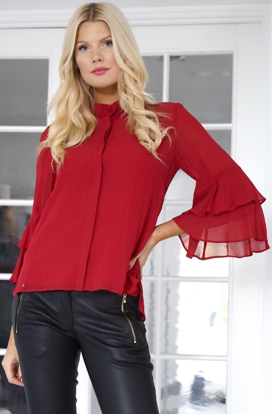 TWINSET - Georgette Shirt