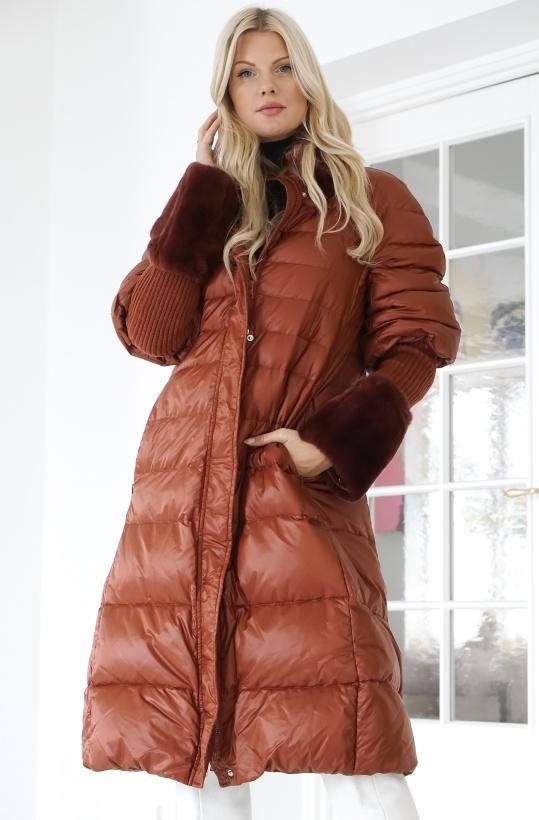 TWINSET - Long Winter Jacket