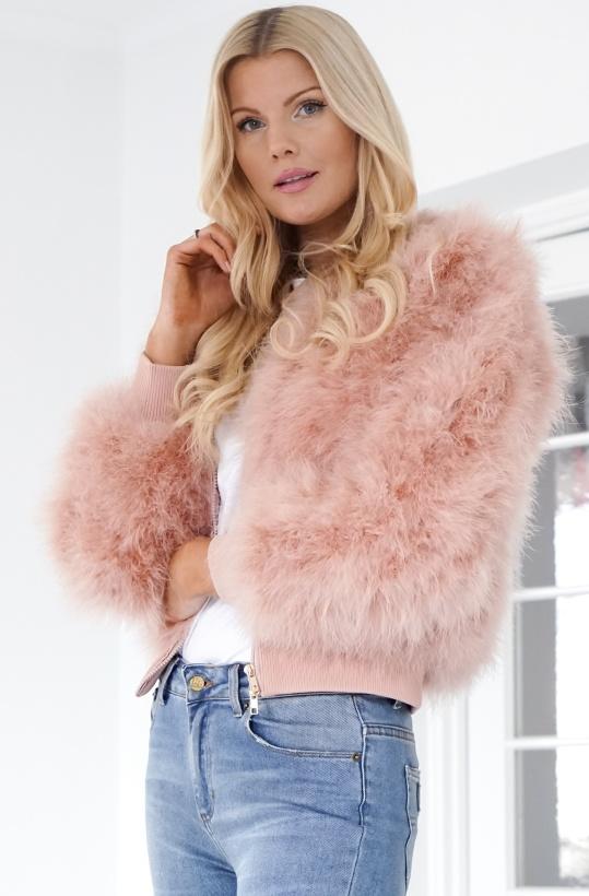 TWINSET - Feather Jacket