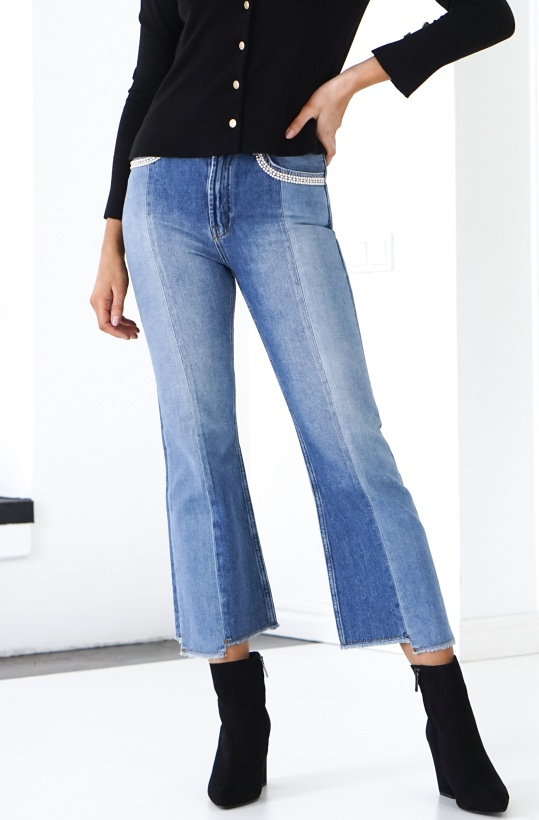 TWINSET - Bell Bottom Jeans