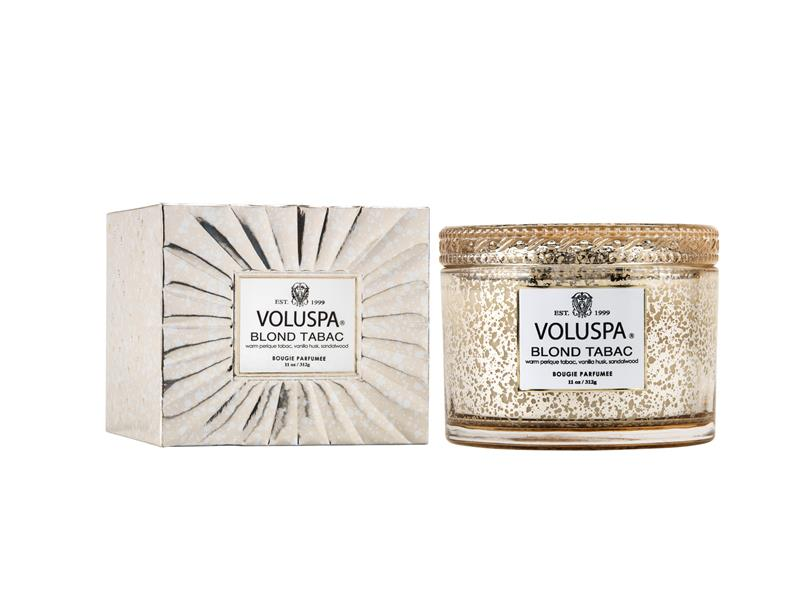 VOLUSPA - Boxed Corta Maison GlassCandle