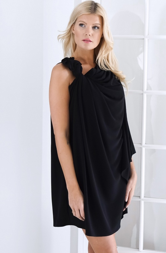 VIKTORIA CHAN - Siri Draped Dress