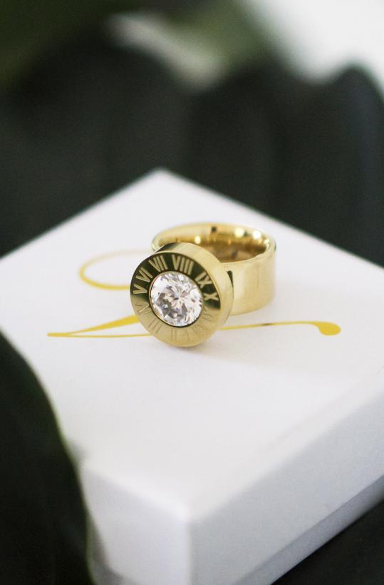 V JEWELLERY - Irma Ring