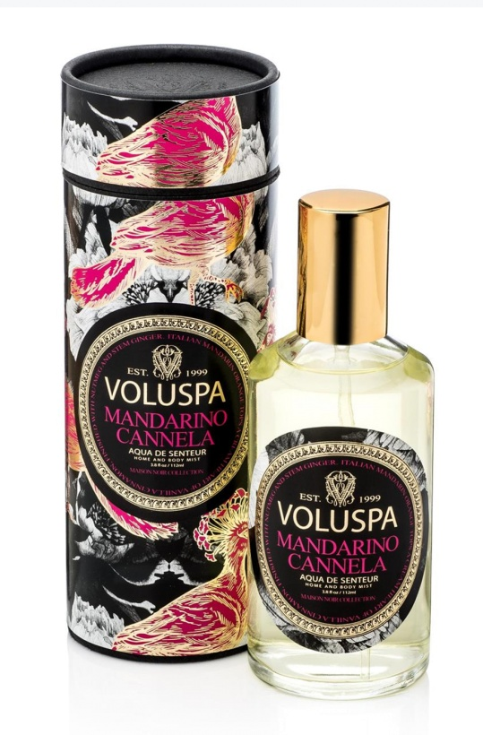 VOLUSPA - Mandarino Cannella Room & Body Spray