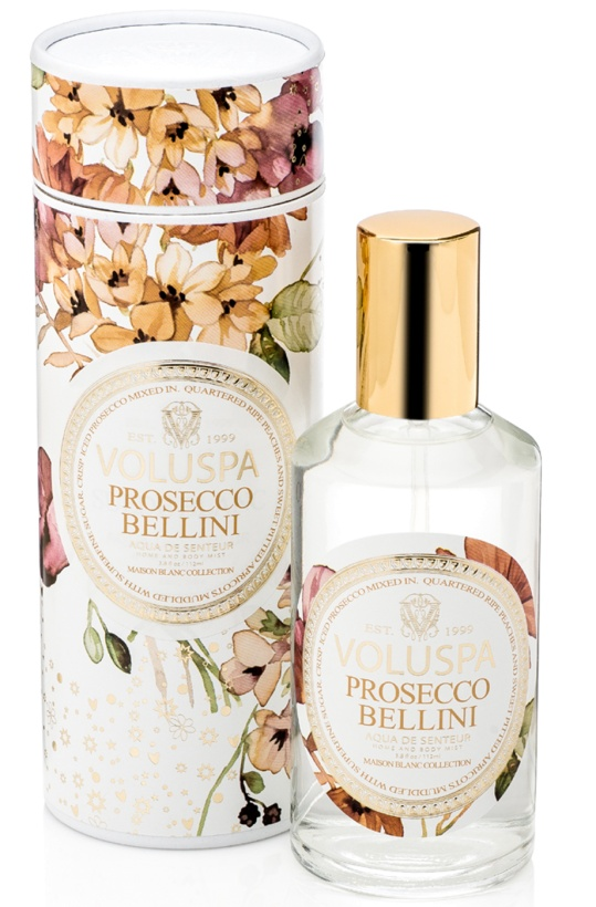 VOLUSPA - Room & Body Spray - Prosecco Bellini