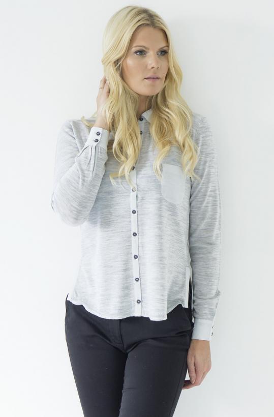 YERSE - Skjorta med ficka