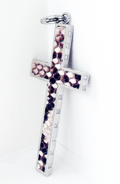 Cross Charm