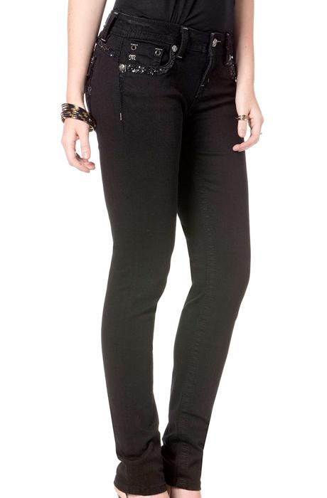 Miss Me svarta jeans setting Skinny - Plain Vanilla AB a30fcbec82b09