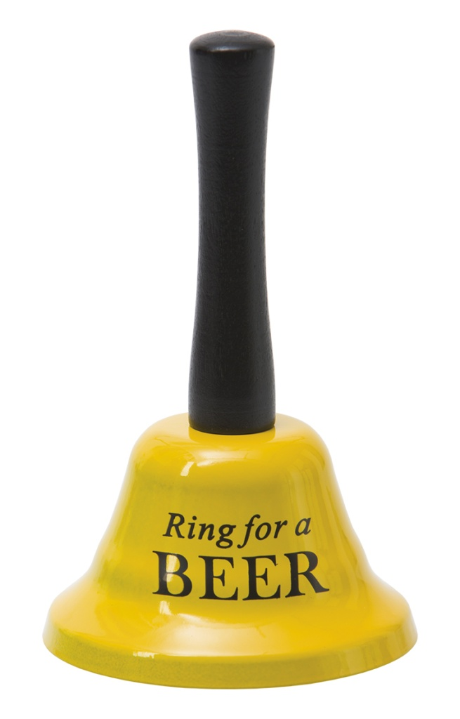 "KLOCKA ""RING FOR BEER"""
