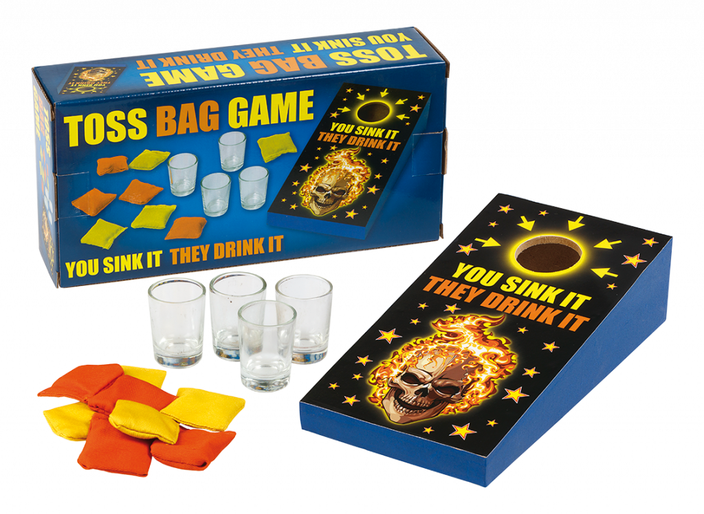 TOSS BAG GAME