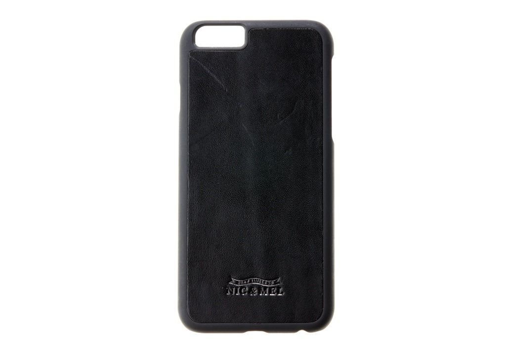 NIC & MEL CHARLES IPHONE 6/6S BLACK