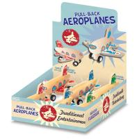 PULL-BACK AERPLANES