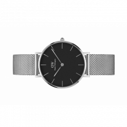 DW CLASSIC PETITE STERLING BLACK