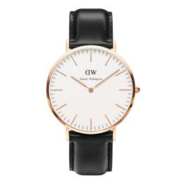 DW CLASSIC SHEFFIELD ROSÉ 40MM