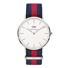 DW CLASSIC OXFORD STÅL 40mm