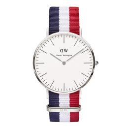 DW CLASSIC CAMBRIDGE STÅL 40MM