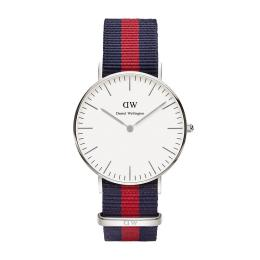 DW CLASSIC OXFORD STÅL 36MM