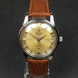 OMEGA CONSTELLATION PIE-PAN