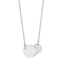 NORDAHL NECKLACE SILVER