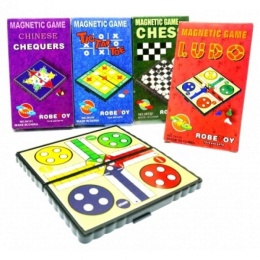 MAGNETIC CHEQUERS