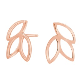 NORDAHL EARRINGS ROSE