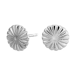 NORDAHL EARRINGS SILVER