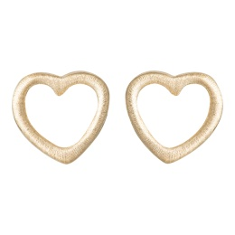 NORDAHL EARRINGS GOLD