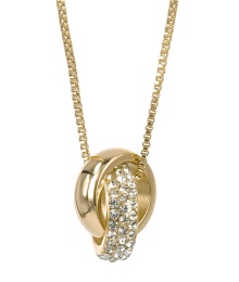 ASTRID&AGNES JONNA NECKLACE GOLD