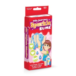 MAKE YOUR OWN SPARKLE SLIME