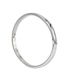 KLARA BANGLE SHINY STEEL